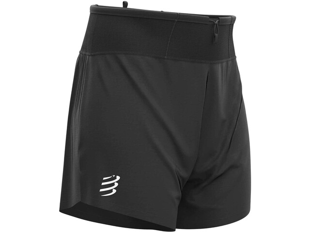 Compressport Trail Racing Short Homme, black